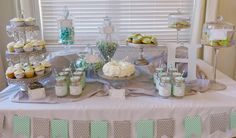 Nissa-Lynn Interiors and Decor: Baby Sower Bliss!