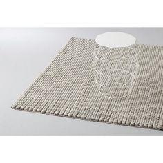 whkmp's own vloerkleed (100% wol) (160x230 cm), Bruin gemêleerd #ikdroomvanwhkmpsown