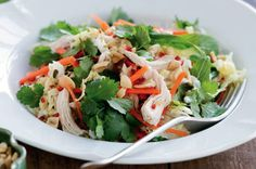 Discover this salad from around the globe — it's filling, fabulous and packed with vegies.