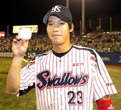 Tetsuto Yamada (Tokyo Yakult Swallows)