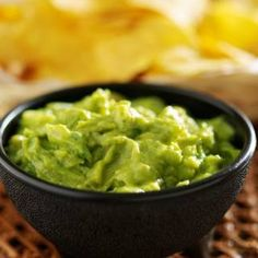 Our Favorite Guacamole From Chipotle