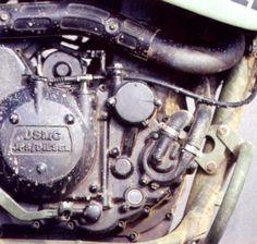 DieselBike.net: Military Production Diesel Motorcycles