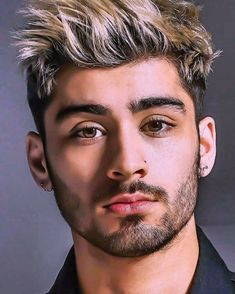 Zayn Malik Icons, Zayan Malik, Beard Styles For Men, Men's Toms, Pretty Men, Great Love, Instagram Images, Instagram Posts, Bearded Men