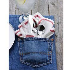 Repurpose - perfect for picnics soirées!