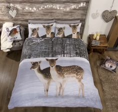 Animal Theme Duvet Cover Sets in Single Double and King Size Single Bedding Sets, King Size Bedding Sets, Single Duvet Cover, Duvet Sets, Duvet Cover Sets, Quilt Set, Buy Bed, Beds For Sale, Bed Duvet Covers
