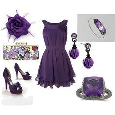 LOVE IT ALL...cos' I love purple!