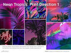 Vision 1–5: Collection – Spring/Summer 2018 – 5 X Print Trend Report Bundle | Patternbank