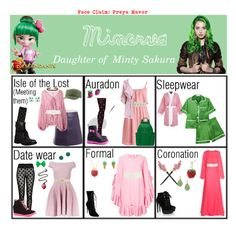 Designer Clothes, Shoes & Bags for Women Disney Character Outfits, Disney Themed Outfits, Character Inspired Outfits, Disney Bound Outfits, Princess Inspired Outfits, Disney Inspired Fashion, Descendants Costumes, Disney Descendants, Cosplay Outfits