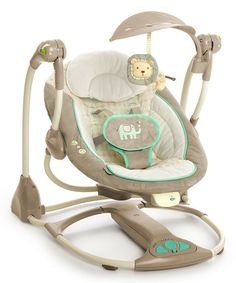 Look what I found on #zulily! Whimsical Wonders Swing-2-Seat by InGenuity by Bright Starts #zulilyfinds