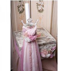 λαμπαδα βαπτισης με λινατσα - Αναζήτηση Google Girls Dresses, Flower Girl Dresses, Lace Wedding, Wedding Dresses, Candles, Flowers, Google, Fashion, Dresses Of Girls