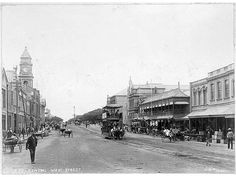 old durban - Google Search Durban South Africa, West Africa, I Am An African, Kwazulu Natal, Love Images, African History, Street View, City, Pictures