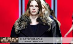 Christopher Kane Fall 2013 #Collection #Fashion #BelleMonde #Style