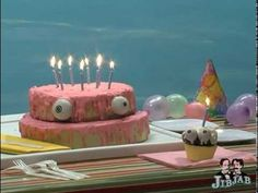 Here is a video ecard for wishing Happy Birthday to your friends and family :D…