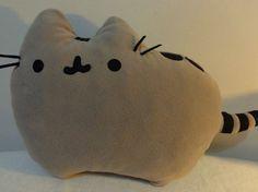 Pusheen the catcat nursery room decorcat by SedaIsyarCrafts