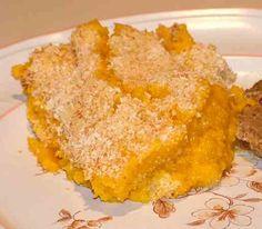 gratin giraumnon pumpkin