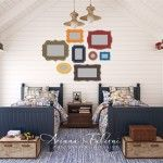 great grouping of Organic Bloom frames - guide by Ariana Falerini Design