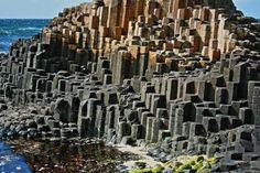 Calzada del Gigante, Irlanda del Norte - tty Images