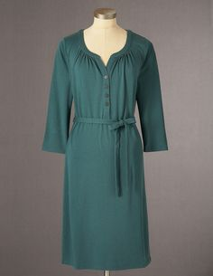Casual Belted Dress ~ Boden