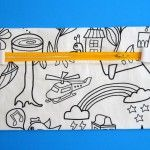 the World's Fastest Pencil Case {a tutorial in 10 easy steps}