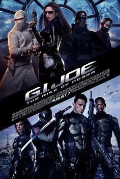 G.I. Joe: The Rise of Cobra (2009) - 8/10