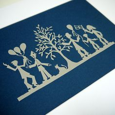 Simple papercut | Flickr - Photo Sharing!