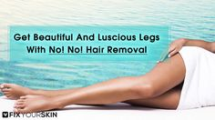 If you are looking to get rid of hair you should take a look at No No hair removal creams. Find out more from No No hair removal reviews. Most people use the razor simply because they are scared of the pain that waxing will lead to; however, there's also the fact that you will most likely have to repeat the shaving process after two days. While waxing may last a couple of weeks. #HairRemoval #Hair #Skincare #Beauty #FixYourSkin