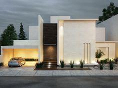 manimiamy - 0 results for architecture Villa Design, Facade Design, Modern House Design, Exterior Design, Facade Architecture, Residential Architecture, Contemporary Architecture, Facade House, Modern Exterior