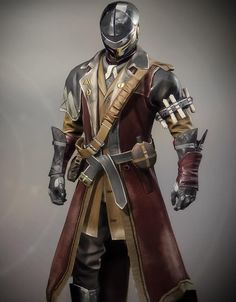 A sub dedicated to the many looks of Destiny, a fantastic FPSRPGMMO from Bungie. Destiny Fashion, Fashion Souls, Jedi Armor, Sci Fi Armor, Character Concept, Character Art, Titan Armor, Destiny Warlock, Steampunk Armor