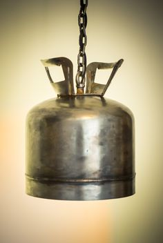 Industrial Tank Lamp Zubado More nice things on; https://www.facebook.com/zubado