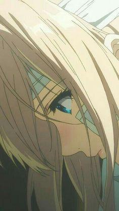 Film Anime, Chica Anime Manga, Sad Anime, Anime Love, Kawaii Anime, Fan Art Anime, Anime Art Girl, Violet Evergarden Wallpaper, Violet Evergreen