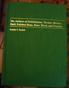 An impressive addition to your Yucatan book collection...