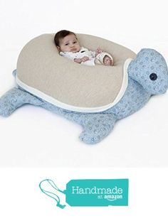 Kids & Baby bean bag, Floor pillow ,Giant animal shaped turtle Bean bag chair,mocha & blue Paisley color, with an internal pillow for easy wash and maintenance. from Pockets Baby & kids https://www.amazon.com/dp/B01FTYCMFW/ref=hnd_sw_r_pi_dp_eIlAxb07WEBFD #handmadeatamazon