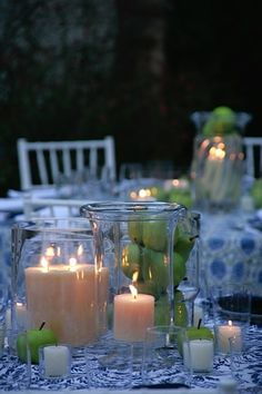 A Summer Dinner in the Garden… for 80 – The Daily Basics
