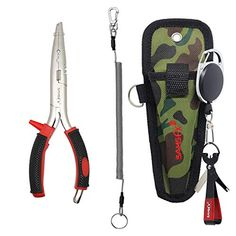 Fishing Pliers, 4 In 1, Golf Bags, Camo, Knot, Amazon, Camouflage, Knots, Amazons