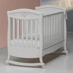 Кровать Bambolina Principessa Cristallo 125х65 белый  — 36400р.  Кровать Bambolina Principessa Cristallo 125х65 белый /2000020804716  Ночник-проектор звездного неба Summer Infant божья коровка