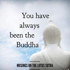 Lotus Sutra, Buddha