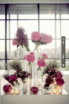 Neato! - modern / chic | CHECK OUT MORE GREAT PINK WEDDING IDEAS AT WEDDINGPINS.NET | #weddings #wedding #pink #pinkwedding #thecolorpink #events #forweddings #ilovepink #purple #fire #bright #hot #love #romance #valentines #pinky
