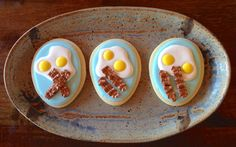 eggs and bacon | Cookie Connection