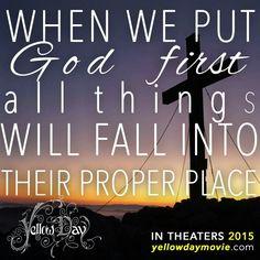 God 1st!!!