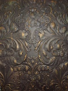 strips of decorative tin mexican designs - Google Search