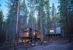 Gallery of COBS Year-Round Micro Cabins / Colorado Building Workshop - 10
