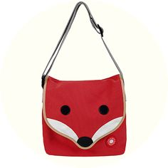 Fox shoulder bag.
