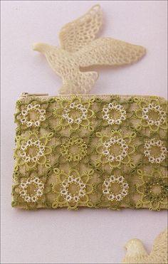 New Tatting from KnitPicks.com Knitting by Tomoko Morimoto On Sale
