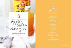 Wellness Encyclopedia: Apple Cider Vinegar for Your Skin + DIY Toner – Free People Blog