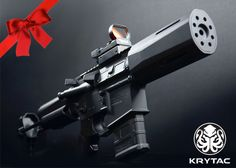 Have A KRYTAC Close Quarters Christmas