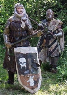 Larp Armor, Medieval Armor, Medieval Fantasy, Character Concept, Character Art, Character Design, Fantasy Armor, Dark Fantasy, Conquest Of Mythodea