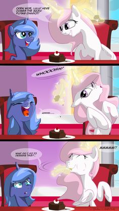 The Cake Part 2 by ~Shadow-as-SomberDark on deviantART