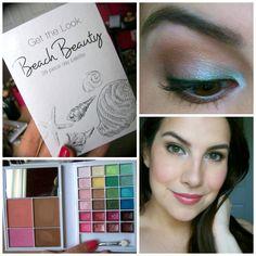 Beauty Broadcast: ELF Beach Beauty Palette Review