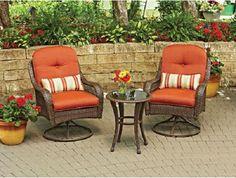 Beautiful outdoor patio garden furniture