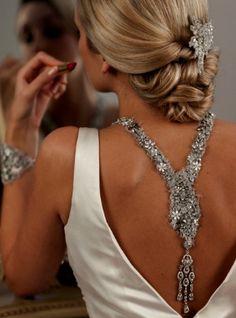 draped ♥✤   Keep the Glamour   BeStayBeautiful